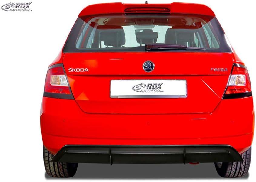 PUR-IHS RDX Racedesign RDDS145 Roof Spoiler Suitable for Skoda Fabia III HB 2014- 5J