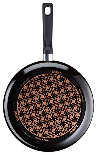 -[ Tefal So Tasty Non-Stick Frying Pan, 32 cm - Black  ]-