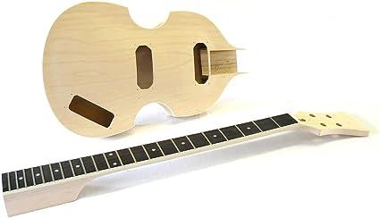 Violin Bass Guitar Beatles Bass Guitar Diy Kit Amazon Co Uk Musical Instruments