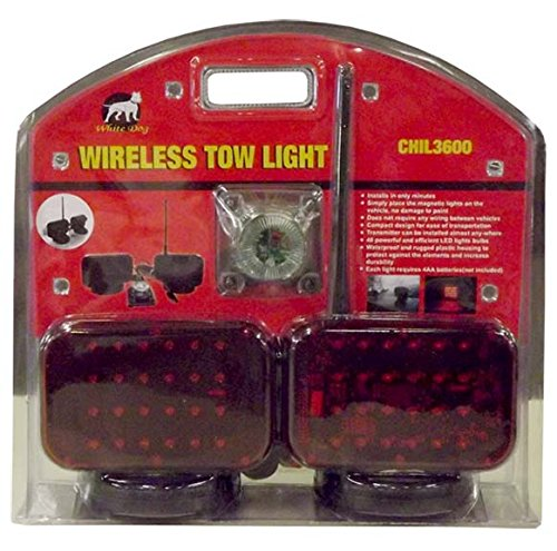 Wireless Led Tow Light Kit in US - 5