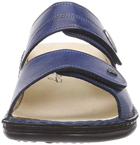 Finn Comfort Sansibar - Mules Mujer Azul - azul