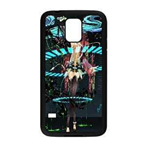 Hatsune Miku Vocaloid Anime 7 Samsung Galaxy S5 Cell Phone Case Black gift pp001_9408423