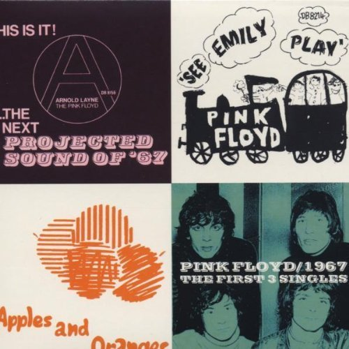 Pink Floyd / 1967: The First 3 Singles by Pink Floyd (1997-05-03) (Pink Floyd 1967 The First 3 Singles)