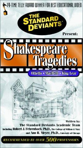 Guideline Deviants: Shakespeare Tragedies - Othello, Macbeth, King Lear [VHS]