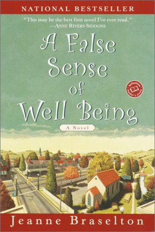 A False Sense of Well Being (Ballantine Reader