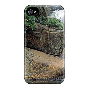 Scratch-free Phone Diy For HTC One M7 Case Cover Retail Packaging - Peaceful Waters Colorado