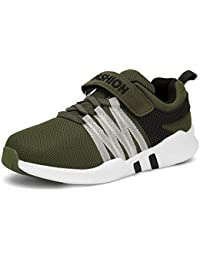 Kid's Lightweight Breathable Fashion Sneakers Casual Trainers Running Shoes for Kids Boys Girls