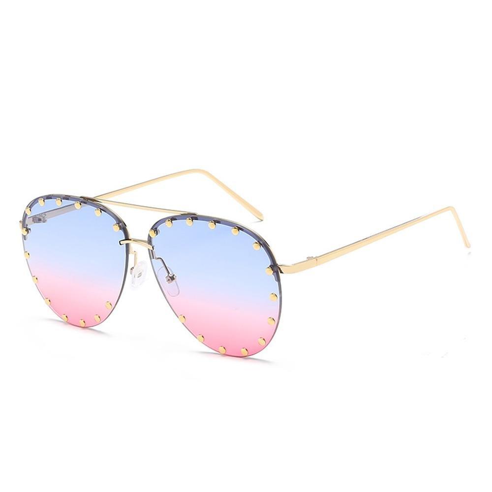 297598b941 En venta Horrenz Italia rom¨¢ntico estilo de gran tama?o gafas de sol de  las mujeres ...