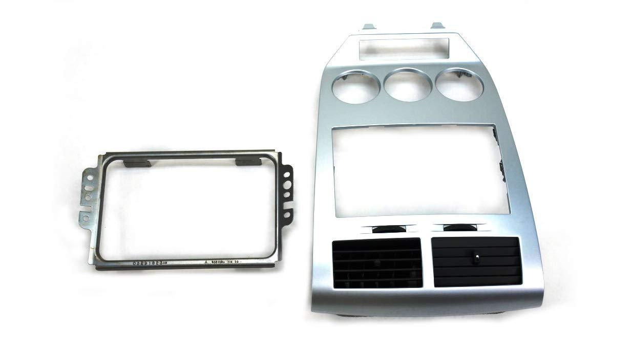 Dodge Caliber NAV Instrument Bezel W/Bracket, OEM Mopar by Mopar