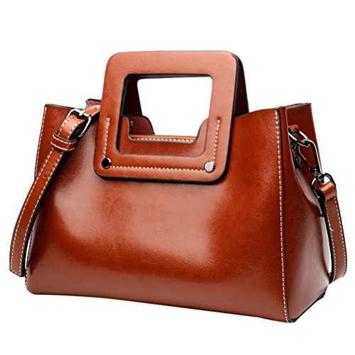 Crossbody With Brown Adjustable Zipper Ladies Stylish Shoulder Bag Strap And Zhuhaijq Bags 5fwY4zqf