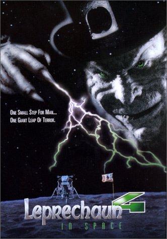 DVD : Leprechaun 4 in Space (DVD)