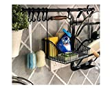 Ikea Steel Wire Basket with Handle