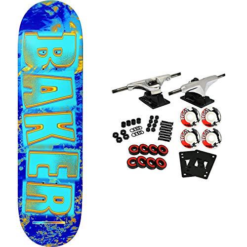 """Baker Skateboard Complete Hawk Infared 8.475"""""""