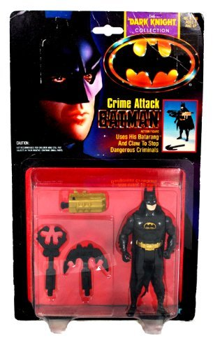 Dark Knight Collection: Crime Attack Batman (Dark Knight Collection)