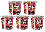 Now & Later Original Taffy Chews Candy, Assorted, 150 Count Chews, 90 Ounce Jar (Pack of 5)