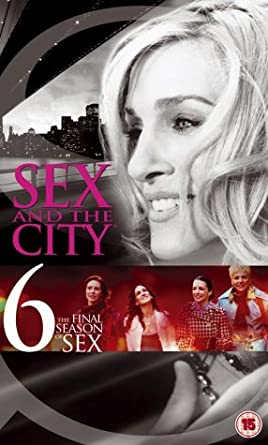 Sex and the city vhs