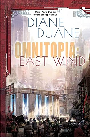 book cover of East Wind