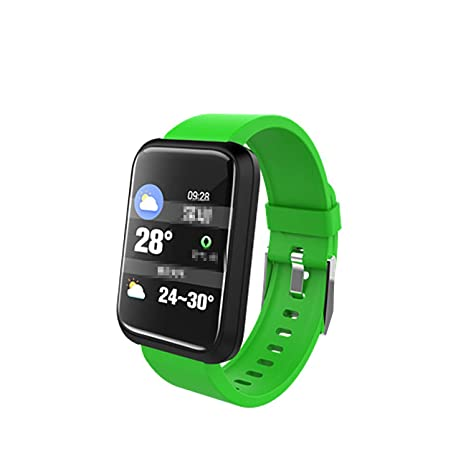 NUYAN Sport-ArmbandHealth & Fitness Smartwatch, Reloj de ...