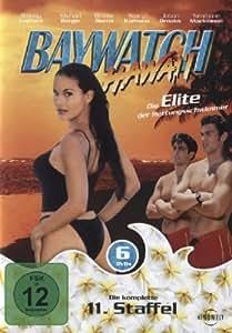 Baywatch - Die komplette 11. Staffel [Alemania] [DVD]
