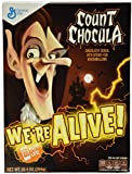Monster Cereal, Count Chocula, 10.4-Ounce Box (Pack of 4)