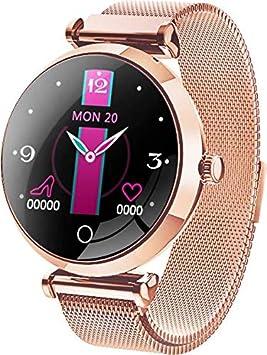 Smartwatch para Mujeres,Reloj Inteligente Bluetooth IP67 ...