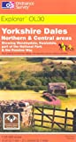 Yorkshire Dales: Northern and Central Areas (Explorer Maps)