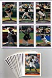 2006 Topps Chicago White Sox Complete Baseball Cards Team Set (20 cards)