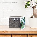 iHome iBT232 Bluetooth Dual Alarm Clock FM Radio
