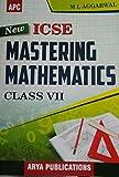 ICSE Mastering Mathematics - VII