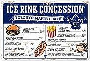 Toronto Maple Leafs 16x23 PVC Arena Concession Sign