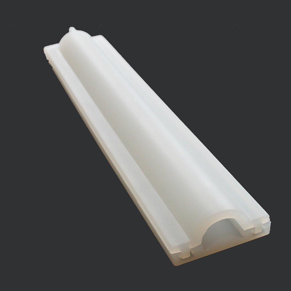 X-Haibei Moon Tube Column Silicone Soap Mold Embed Soap Making Supplies by X-Haibei (Image #3)