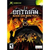 Batman: Rise of Sin Tzu - Xbox