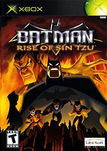 Batman: Rise of Sin Tsu (Batman Rise)