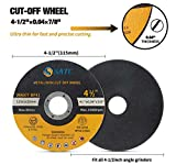 S SATC Cutting Wheel 50 PCS Cut Off Wheel