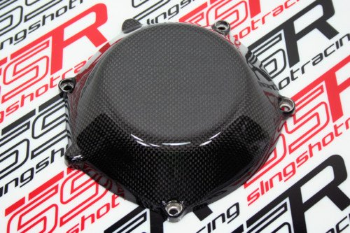 Ducati Carbon Fiber Dry Clutch Cover 748 999 1098 1198 ()