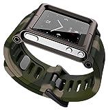 LunaTik LTGMT-005 TakTik Watch Wrist Strap for iPod Nano 6G
