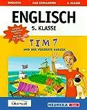 TIM 7, Englisch, CD-ROMs, Englisch 5. Klasse, TIM 7 und der verirrte Kurier, 1 CD-ROM