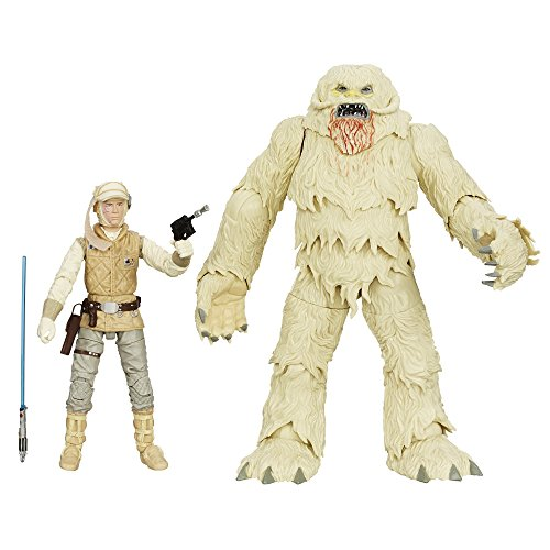 Star Wars The Black Series Luke Skywalker and Wampa 6 Inch