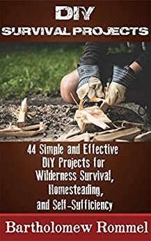 Amazon.com: DIY Survival Projects: 44 Simple and Effective ...