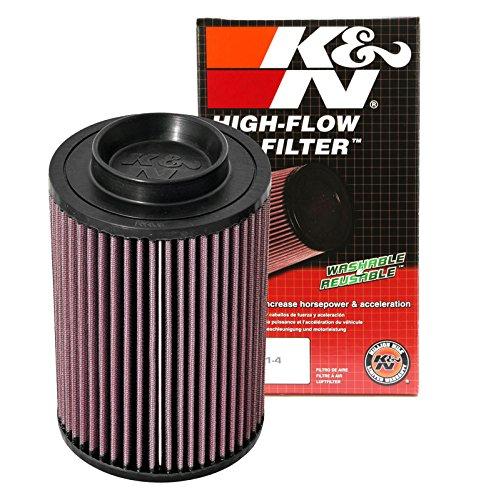 K&N PL-8007 Polaris High Performance Replacement Air Filter