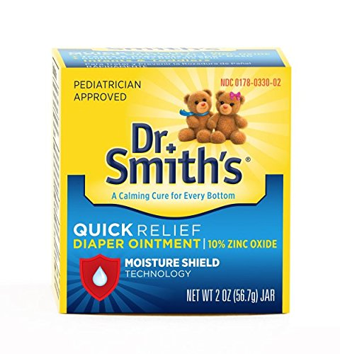 (Dr. Smith's Diaper Ointment Dr. Smith's, 2-Ounce (Pack of 3))