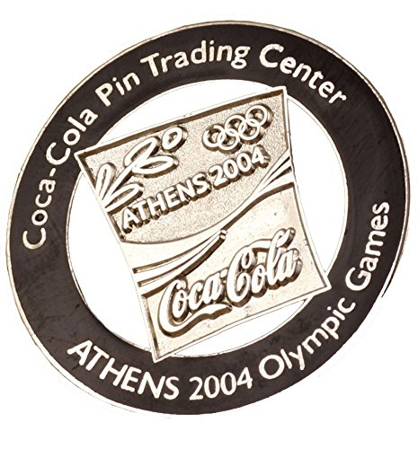 Greece Athens 2004 Olympic Games Coca-Cola Pin Trading -