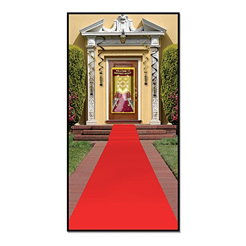 Beistle Carpet Runner, 24in by 15 ft, -