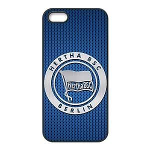 Hertha BSC Berlin Black iPhone 5s case