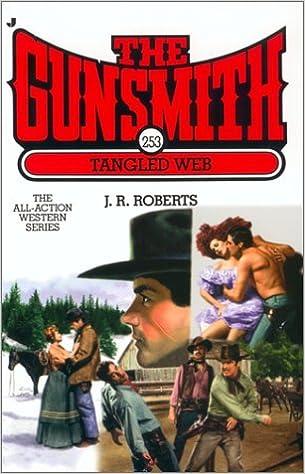 Free digital books downloads Tangled Web (The Gunsmith) by J. R. Roberts in German PDF PDB CHM