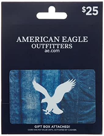 American Eagle Outfitters Gift Card $25
