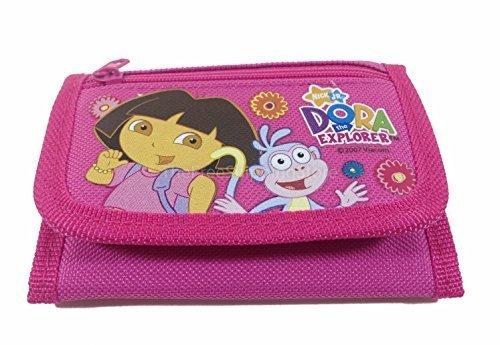 Dora the Explorer Hot Pink Tri-fold Wallet
