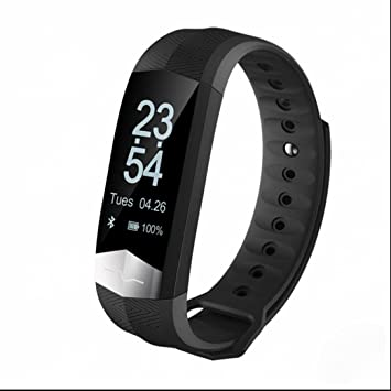 Pulsera Deportiva Reloj Fitness,Cronógrafo,Control de actividad,Fitness Tracker,Escalada de
