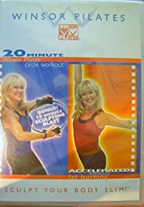 Winsor Pilates 20 Minute Circle Workout and Accelerated Fat Burning