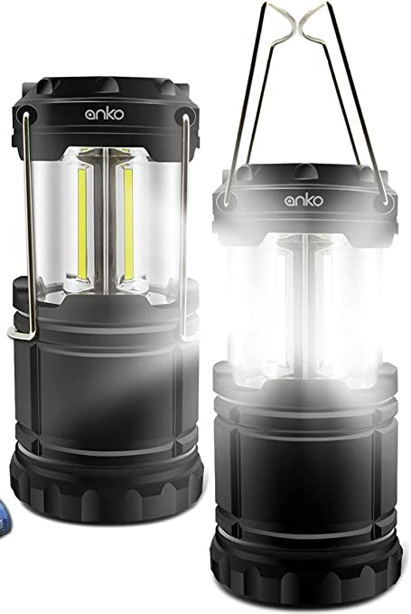 SuccessfulHome Portable LED Solar Camping Lantern